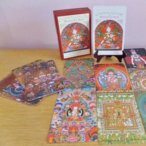 Celestial Gallery Meditation Deck 3