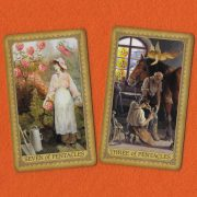 Influence of The Angels Tarot 12
