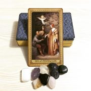 Influence of The Angels Tarot 13