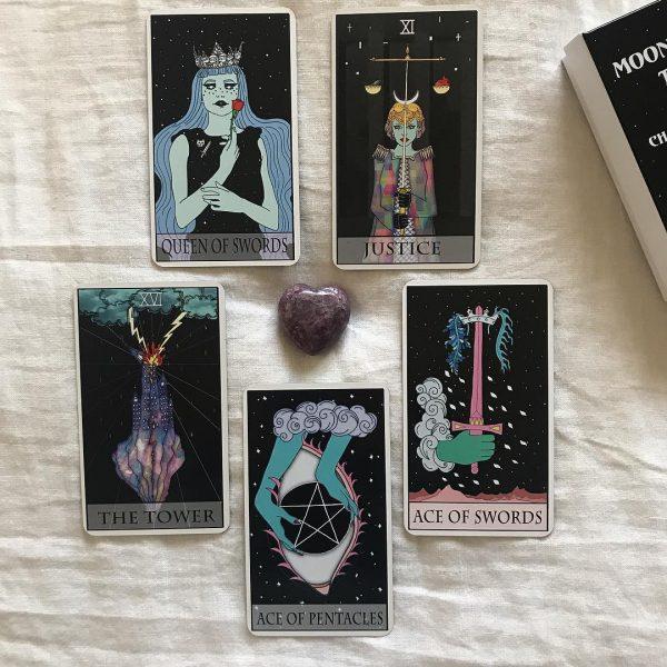 Moon Power Tarot 10