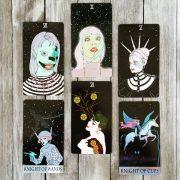 Moon Power Tarot 6