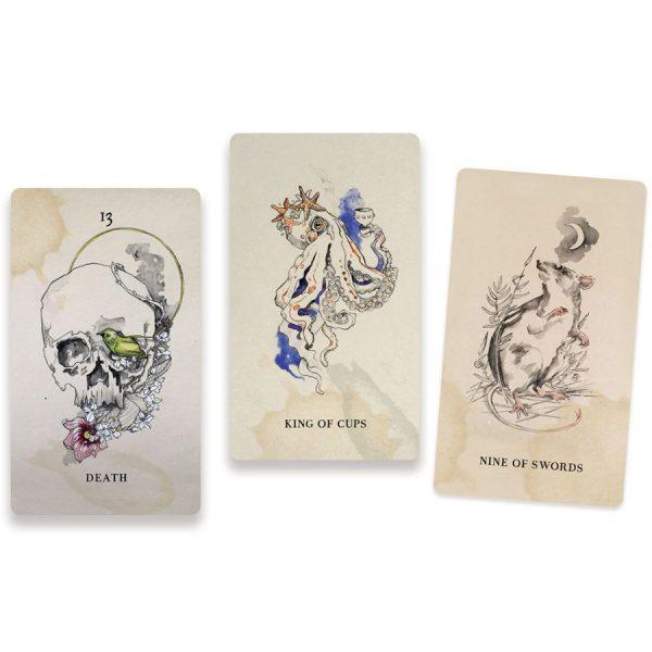 Otherkin Tarot 8