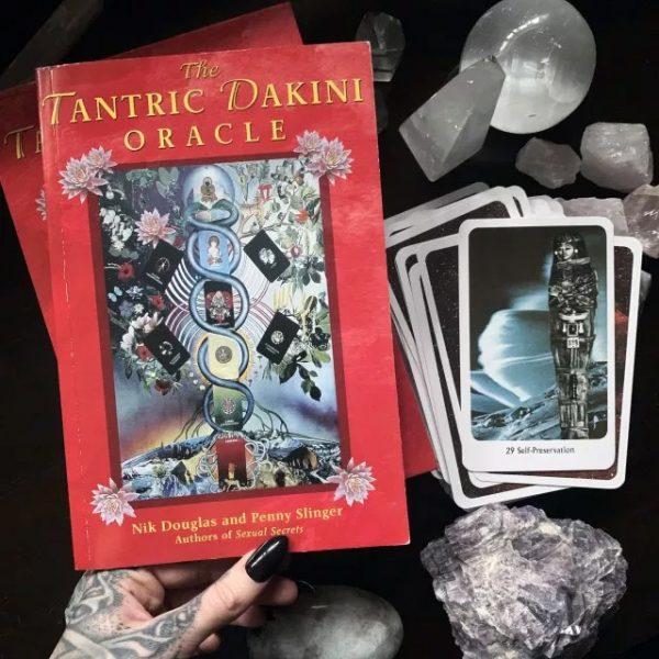 Tantric Dakini Oracle 9