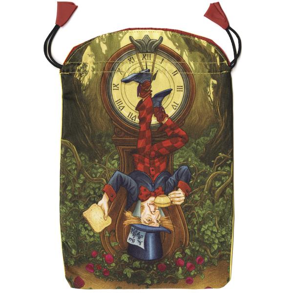 Wonderland-Tarot-Satin-Bag